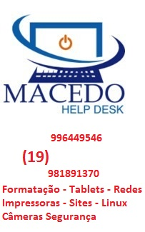 Macedo Help Desk